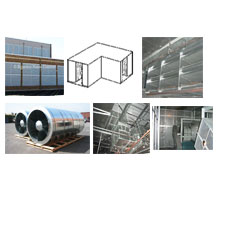 Duct Silencers/Acoustic Louvers